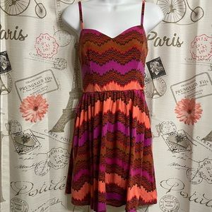 Fun Thin Strap Summer Dress